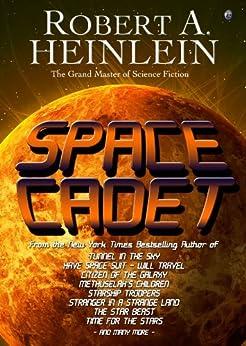 Space Cadet by [Robert A. Heinlein]