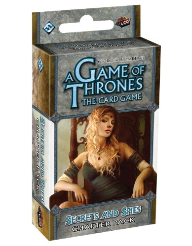 A Game of Thrones LCG: Secrets and Spies Chapter Pack Revised