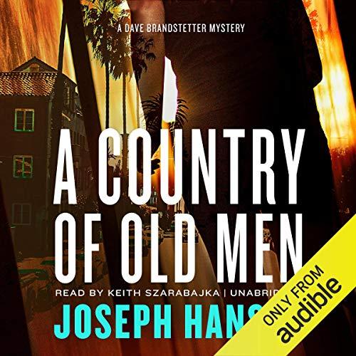 Page de couverture de A Country of Old Men