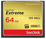 SanDisk Extreme CompactFlash 64GB Memory Card hd action camera May, 2021