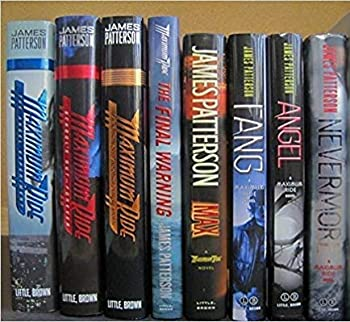 The Complete Maximum Ride Series  Angel Experiment School s Out Forever Saving the World and Other Extreme Sports The Final Warning Max Fang Angel Nevermore   Maximum Ride 1-8