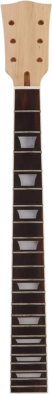 Diapasón de Cuello de Guitarra, Accesorios para Instrumentos Musicales de resonancia, fácil de Instalar, sostenido con Extremos de Cuerda biselados para GS405 para Instrumentos Musicales LP