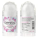Crystal Aluminium Free Mineral Deodorant Stick - 4.25 fl oz, Pack of 2...