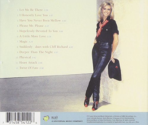 20th Century Masters - The Best of Olivia Newton-John: The Millennium Collection