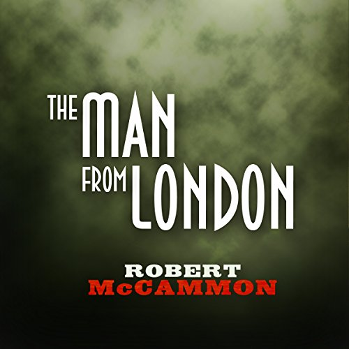 The Man from London audiobook cover art