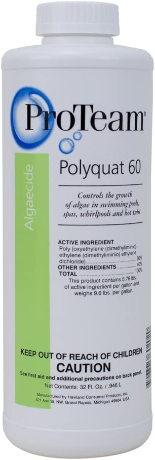 Haviland Ranking TOP3 USA Proteam 1 60 Polyquat QT Algaecide Dealing full price reduction