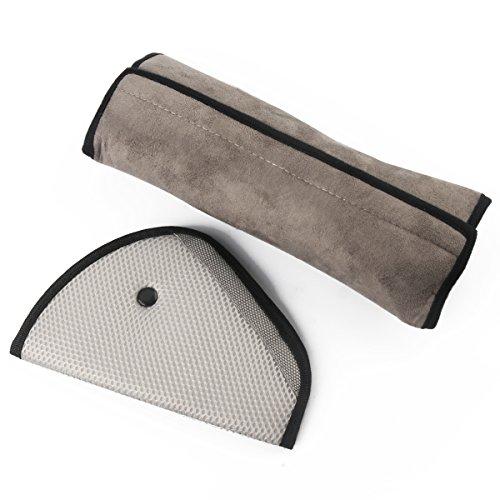 mytk auto per Cintura di Sicurezza per una corretta cinghia guida per bambini. sicherheitsgurteinsteller per la sicurezza dei vostri bambini (confezione da )