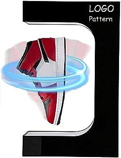 MXGP Espositore Rotante per Scarpe Personalizzabile Supporto per Scarpe a levitazione Magnetica Luce LED Espositore per Sn...