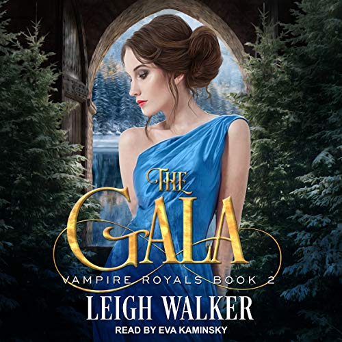 Vampire Royals 2: The Gala audiobook cover art