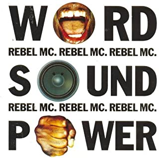 Rebel MC - Word, Sound And Power - Rough Trade - RTD 129.1489.2