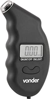 Medidor digital de pressão para pneus CD 500 Vonder