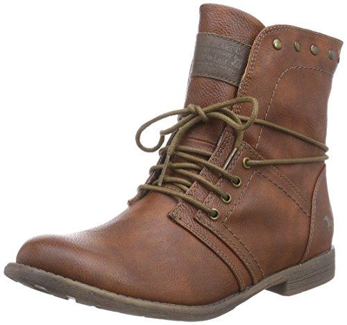 Mustang Damen 1134-602-301 Biker Boots, Braun (301 kastanie), 38 EU