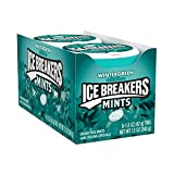 Ice Breakers Mints, Wintergreen, Sugar Free, 1.5 Ounce (8 Count) by Hershey's