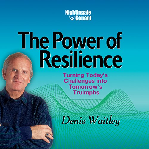 The Power of Resilience audiobook cover art