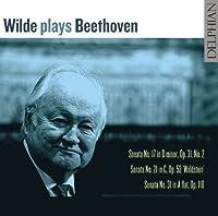 Wilde Plays Beethoven by David Wilde (2011-06-14)