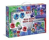 Clementoni 18013 Niño Niño/niña Juego Educativo - Juegos educativos (Multicolor, Niño, Niño/niña, 3 año(s), PJ Masks, Italia)