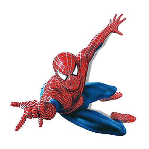 Winhappyhome Cartoon Spider Man Kind Wand Aufkleber FüR Schlafzimmer Wohnzimmer Hintergrund Removable Wandzeichnungen Home Decor Abziehbilder