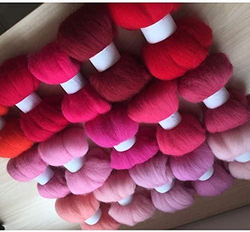 Xuccus Wool Needle Felting Poke Fun DIY Merino New Orleans Mall ...