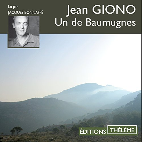Un de Baumugnes Audiobook By Jean Giono cover art
