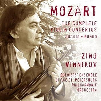Mozart: The Complete Violin Concertos