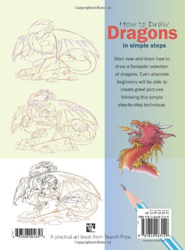 How to Draw Dragons in Simple Steps