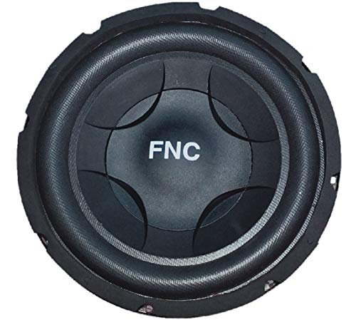 Electronic works 12 Inch Subwoofer with Double Magnet 4 Ohms for Car Audio for Low Frequency Bass Need Heavy Amplifier