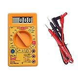 APTECH DEALS Digital Multimeter LCD AC DC Measuring Voltage Current