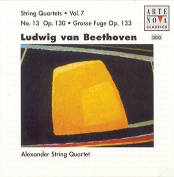 Beethoven: String Quartets Vol. 7