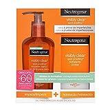 Neutrogena Paquete Hidratante con Limpiador Diario y Crema Hidratante, Pack de 2 Uninades