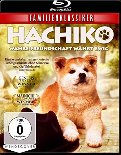 Hachiko - Wahre Freundschaft währt ewig [Blu-ray]