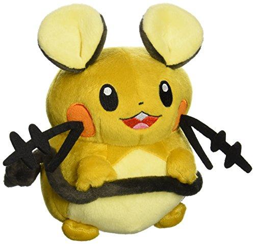 TAKARA TOMY TakaraTomy Nueva N-05de Pokemon X Y y dedenne 7'Peluche