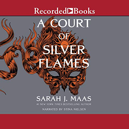 A Court of Silver Flames Audiobook By Sarah J. Maas cover art