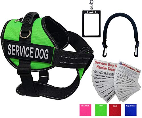 Activedogs Service Dog Vest Harness