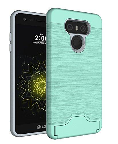 Shockproof Kickstand Case for LG G6