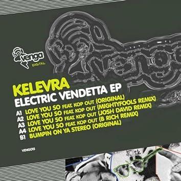 Electric Vendetta EP