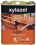 Xylazel M88985 - Aceite teca 750 ml miel