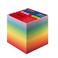 herlitz Zettelklotz, 90 x 90 mm, farbig, 80 g/qm herlitz Zettelklotz, 90 x 90 mm, farbig, 80 g/qm herlitz Zettelklotz, 90 x 90 mm, farbig, 80 g/qm