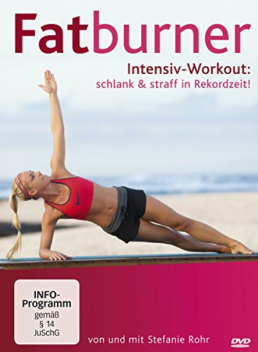 Fatburner Intensiv Workout: schlank & straff in Rekordzeit!