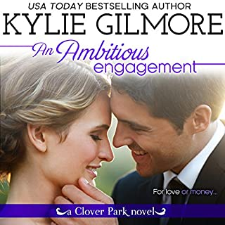An Ambitious Engagement audiobook cover art