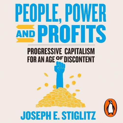 People, Power, and Profits cover art