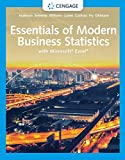Essentials of Modern Business Statistics with Microsoft Excel (MindTap Course List)