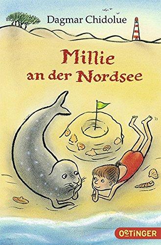 Millie 17. Millie an der Nordsee