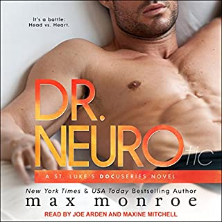 Dr. Neuro audiobook cover art