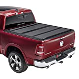 BAK BAKFlip MX4 Hard Folding Truck Bed Tonneau Cover | 448207 | Fits 2009-2018, 19/20 Classic Dodge Ram 2019 2500-3500 5' 7' Bed (67.4')