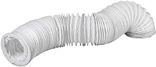 Durchmesser 150mm lange 6m PVC Abluftschlauch - Schlauch - Abzug - Abluft für Klimaanlagen, Wäschetrockner, Abzugshaube Trocknerzubehör