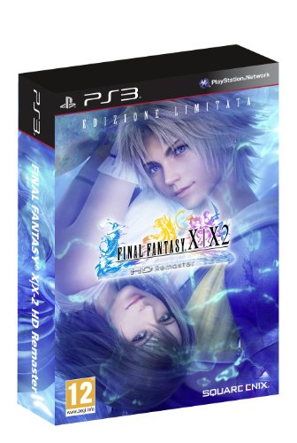 Final Fantasy X / X-II HD - Limited Edition