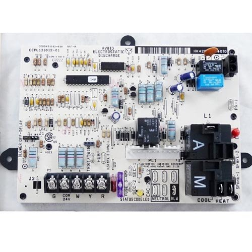 HK42FZ034 - Carrier OEM Replacement Furnace Control Board