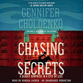 Chasing Secrets audiobook cover art