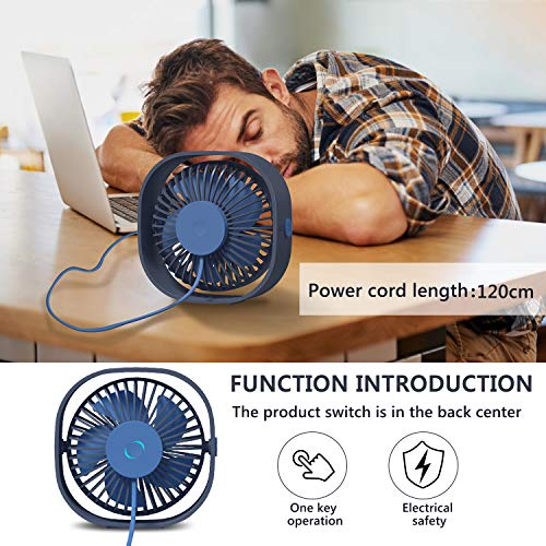 TedGem USB Ventilator