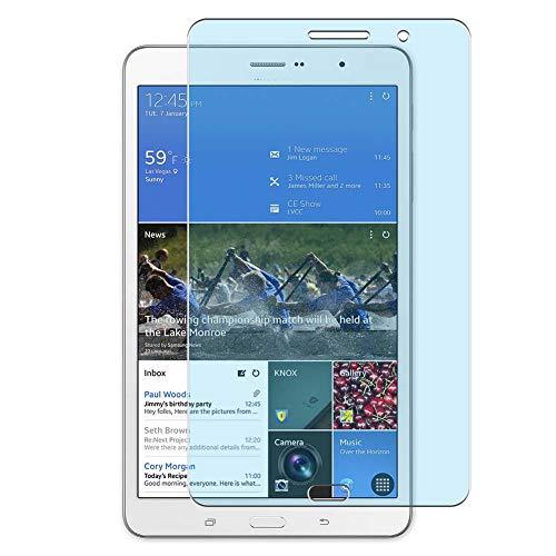 Vaxson 2 Unidades Protector de Pantalla Anti Luz Azul, compatible con Samsung Galaxy Tab Pro SM-T32/ SM-T321 / SM-T325 8.4' [No Vidrio Templado] TPU Película Protectora